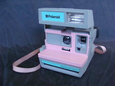 POLAROID SUPERCOLOR ESPRIT PINK MACCHINA FOTOGRAFICA PHOTO OLD RARE