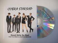 COBRA STARSHIP : GOOD GIRLS GO BAD feat. FLO RIDA ... [ CD SINGLE PORT GRATUIT ]