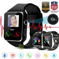 2021New Bluetooth Smart Watch&Phone with Camera For iPhone Samsung LG HTC Google