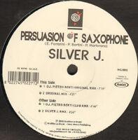 Silver J - Persuasion Of Saxophone - Multiforce