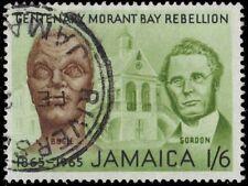 JAMAICA 245 (SG245) - Morant Bay Rebellion Centenary (pa90377)