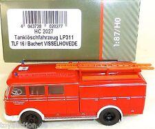 Camion-citerne incendie pour les pompiers LP311 TLF16 Bachert VISSELHÖVEDE HEICO