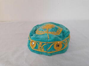Traditional Russian Hat Cap Tubeteika