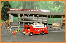 """Matchbox _ Reithoffer'S _ """"Love A Fair"""" _ Mack Auxilairy Power Truck"""