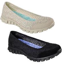 Scarpe da donna beigi marca Skechers Numero 37,5