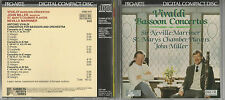 VIVALDI Bassoon Concertos - CD 1986 Intersound USA/Japan - Sir Neville Marriner