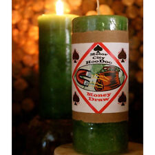 Motor City Hoodoo Candles Money Draw Spell Candle