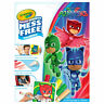 Crayola PJ Masks Colour Wonder - FREE & FAST DELIVERY