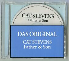 Cat Stevens Promo-CD FATHER AND SON - Das Original - 1-track Island # tam tam 7