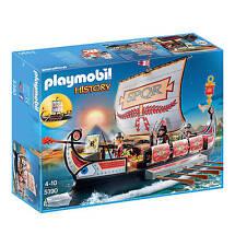Playmobil 5390   Roman Romans  Galley ship    New Sep. 2016  NEW / SEALED