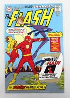 Rare The Flash DC Comics Promo Cover ~ An All New Tale From the Silver Age