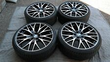 """BMW 3&4 SERIES NEW OEM DOUBLE SPOKE STYLE 404 20"""" WHEEL/TIRE/TPMS & CENTER CAPS"""
