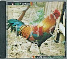 "TRIPLE J "" EARTHCORE "" RARE 1994 OZ CD LIKE NEW"