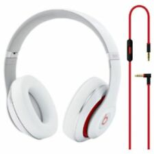 Beats By Dr. Dre Studio 2.0 WHITE Wired Over-Ear Headphones (IL/TR1-11002-BTO...