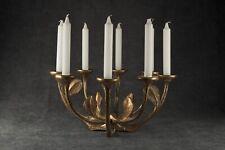 Harjes Metallkunst - Bronze Kerzenständer 8 flammig