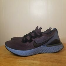 Nike Mens Epic React Flyknit 2 BQ8928-012 Thunder Grey Running Shoes Size 11.5