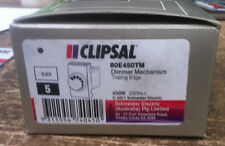 Clipsal 80E450TM Dimmer Mechanism Trailing 450W