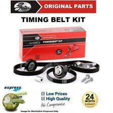 GATES TIMING BELT KIT for MITSUBISHI GALANT Mk VI Estate 2.4 GDI 2000-2003