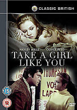 Take A Girl Like You - Hayley Mills, Oliver Reed R2 DVD Free Postage UK!! OOP!!