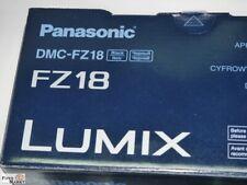 Panasonic DMC-FZ18 Cámara Digital ( 8Mp 18x Opt. Leica-Zoom) Vario Elmarit Lente