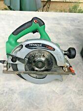 HItachi C6DD 18v Scie circulaire sur batterie 18v avec valise