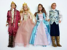 Erika Barbie Doll Anneliese King Dominick Julian Princess and the Pauper Ken