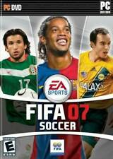 FIFA Soccer 07 - PC - Video Game - VERY GOOD