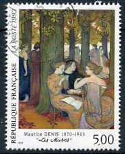 STAMP / TIMBRE FRANCE OBLITERE N° 2832  TABLEAU ART /  DENIS, Les Muses