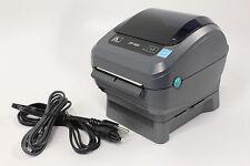 Zebra ZP450 Thermal Label Printer 0501-0006A