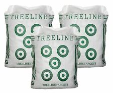Treeline Field Point Archery Bag Targets (3),You-Fill, Bow Crossbow Bag Hunting