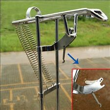 Fishing Rod Holder with Automatic Tip-Up Hook Setter/ Auto Hook Set