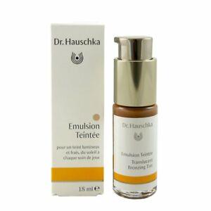 Dr. Hauschka Translucent Bronzing Tint Tönungsfluid 18 ml Gesichtspflege
