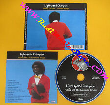 CD LIGHTSPEED CHAMPION Falling off the lavender bridge no lp mc dvd vhs (CS5)