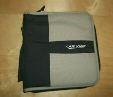 Case Logic minidisc Travel Storage Case Holds up to 24 MiniDisc ( Not Included )
