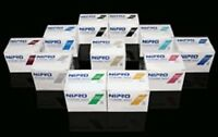 "Nipro 25G x 1 1/2 "" Hypodermic Needle -Box of 100- Comes in Sterile Blister Pack"