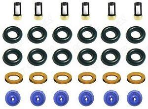 Fuel Injector Service Repair Kit for 93-95 Mercedes Benz 600SEC, 600SEL, 600SL