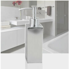 304 Stainless Steel Soap Pump Liquid Lotion Dispenser Replacement Jar Tube 2017