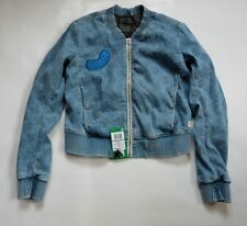JACKET G-STAR WOMAN DROP 1 OCCOTIS CROPPED BOMBER WOMEN SIZE XS VALUE