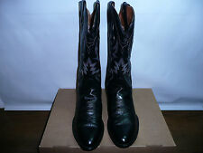 Dan Post Men's Milwaukee 13 inch R Toe Western Boot,Black,8 EW US