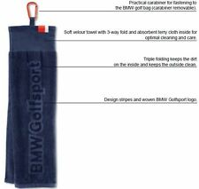 Genuine BMW Golfsport Golf Towel Team 80282446382