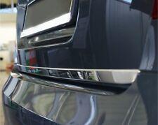 Kia Sportage 2010-2015 Chrome Rear Trunk Tailgate Lid Molding Trim S.Steel