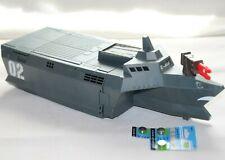 Disney Pixar Cars Tony Trihull Kampfschiff Battleship Sound Mattel V3619 (30)