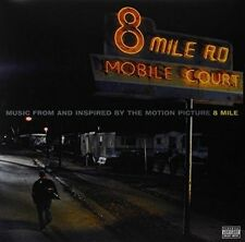8 Mile [PA] by Eminem (Vinyl, Oct-2002, Shady)