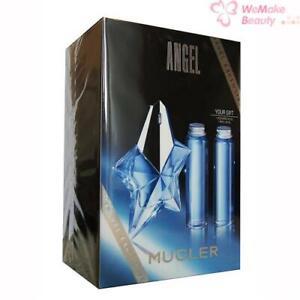 Angel The Refill Kit by Thierry Mugler for Women 1.7oz Eau De Parfum Spray