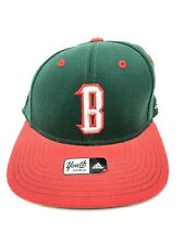 Milwaukee Bucks Youth size 4-7 Years Adidas Flat Brim Cap Hat