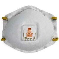 3M 8511 N95 Respirators - 10 Count - Dust Masks