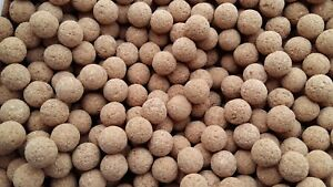 50 X 12mm CORK BALLS FOR POP UPS BOILIES CARP FISHING 12mm CORK BALLS