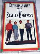 Christmas With The Statler Brothers  Cassette 1S