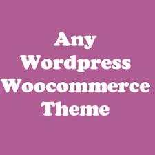 Instalar cualquier tema de WordPress woocommerce en su sitio Web Wordpress