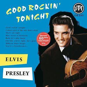 Elvis Presley-Vinyle couleur 33T-Good Rockin Tonight-60 eme anniversaire-Neuf